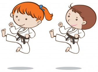 Karate @ St Julia