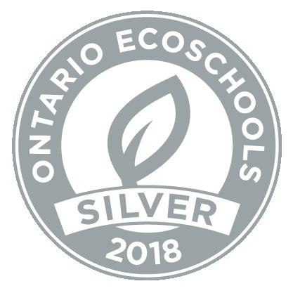 EcoSchool Certified silver