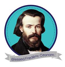 Welcome Blessed Frederic Ozanam