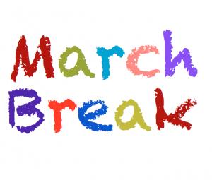 March Break 2018